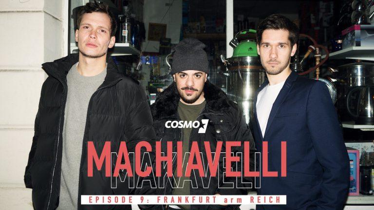 »Frankfurt arm reich«: Credibil im Gespräch bei Machiavelli // Podcast