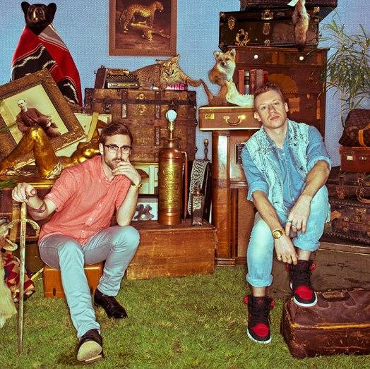Macklemore & Ryan Lewis (Interview/Live-Stream)