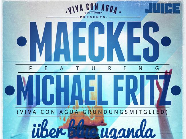 Maeckes-Flyer