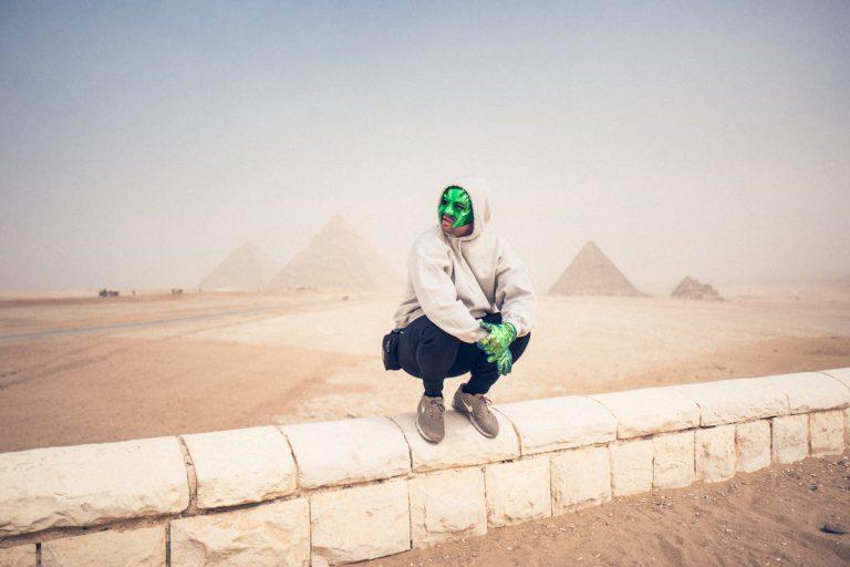 Marsimoto geht auf »Green Tour 2019« // Live