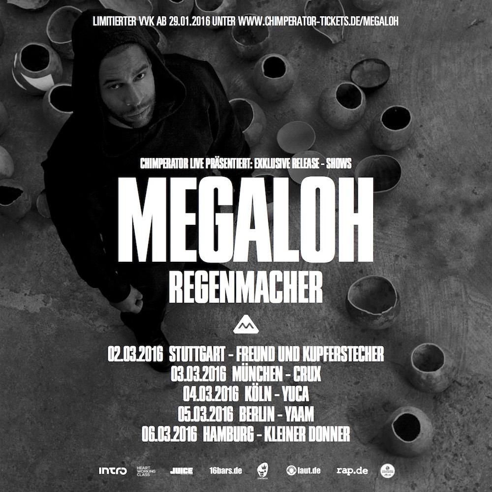 Megaloh-Flyer_Releasetour