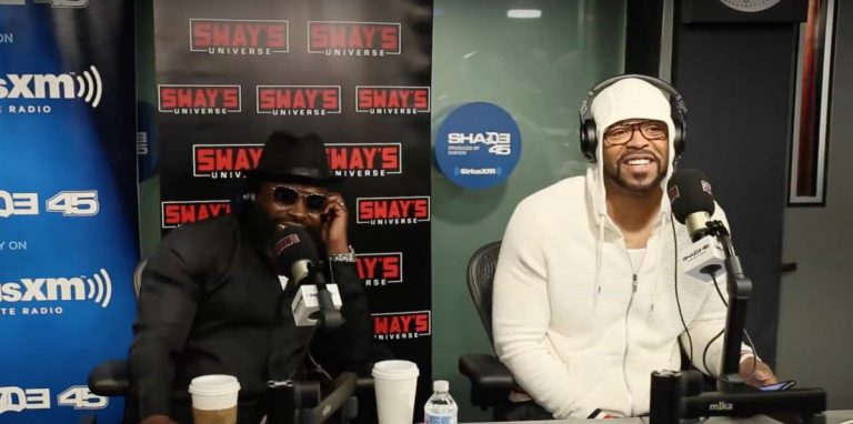 Real Rap: Method Man und Black Thought cyphern im Radio // Video
