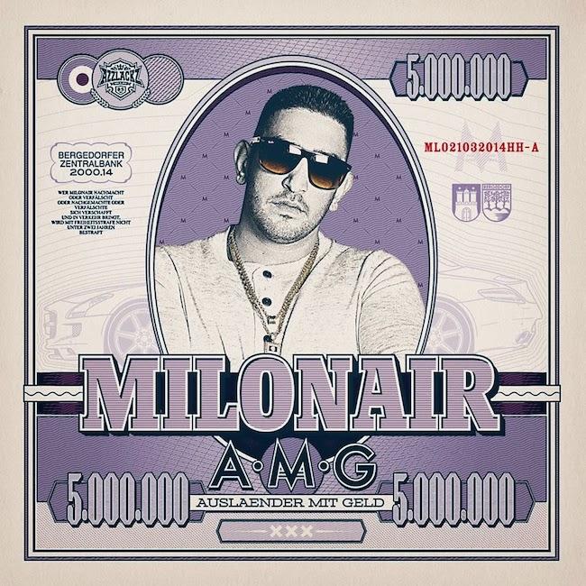 Milonair_AMG_Cover