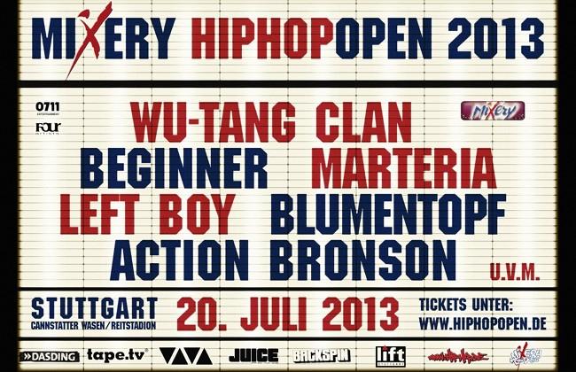 Mixery Hip Hop Open 2013