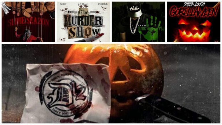 Neue Mixtapes von Young Thug, D12, Lloyd Banks, Sheek Louch, Vado und den Serial Killers