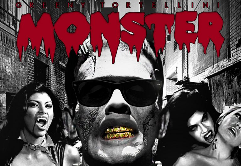 Greeny Tortellini – Monster! (prod. by Fruity Gang) [JUICE Halloween Exclusive]