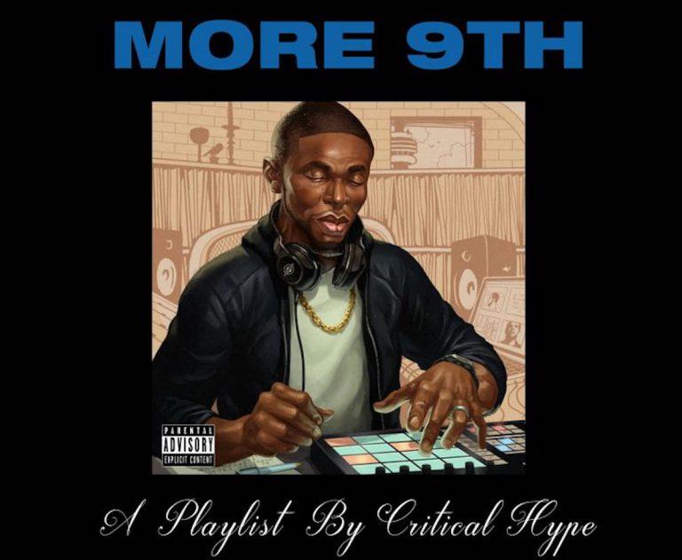 »More 9th«: DJ Critical Hype lässt Drake auf Beats von 9th Wonder rappen // Stream