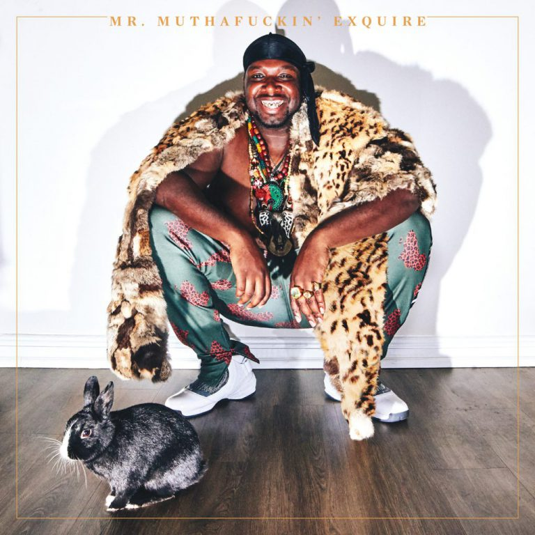 Mr. Muthafuckin' eXquire – Mr. Muthafuckin' eXquire // Review