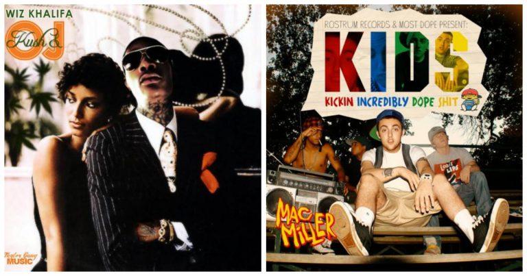 »Kush & OJ« und »K.I.D.S.«: Mixtape-Klassiker von Wiz Khalifa und Mac Miller bald zum Streamen? // News