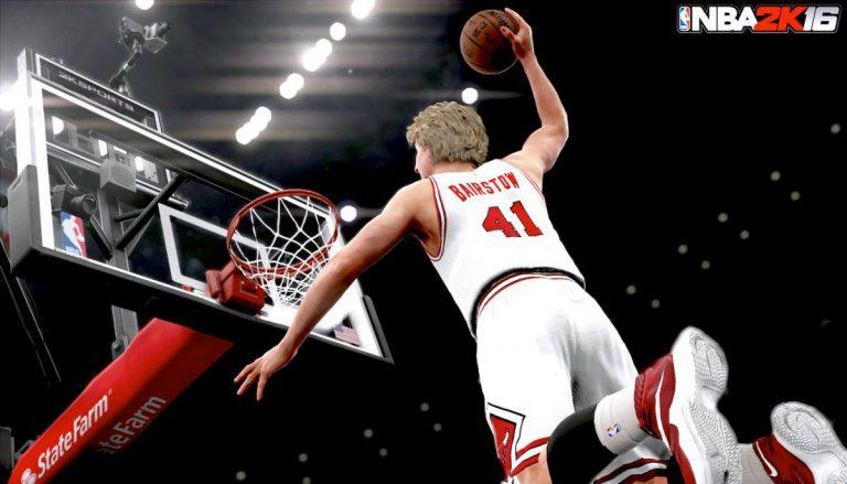»Oh My God, I'm A Legend!«: NBA 2K17 für Xbox und PS4 // Verlosung