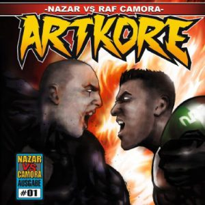 Nazar & RAF Camora – Artkore // Review