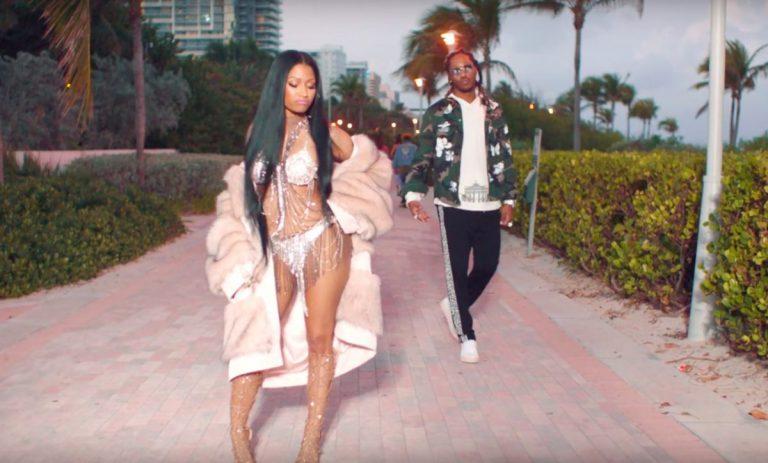 Future feat. Nicki Minaj – You Da Baddest // Video
