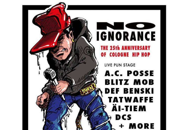 No Ignorance 25th Anniversary Jam // Live