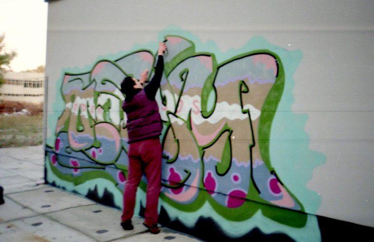 Berliner Graffiti-Legende ODEM ist verstorben // News