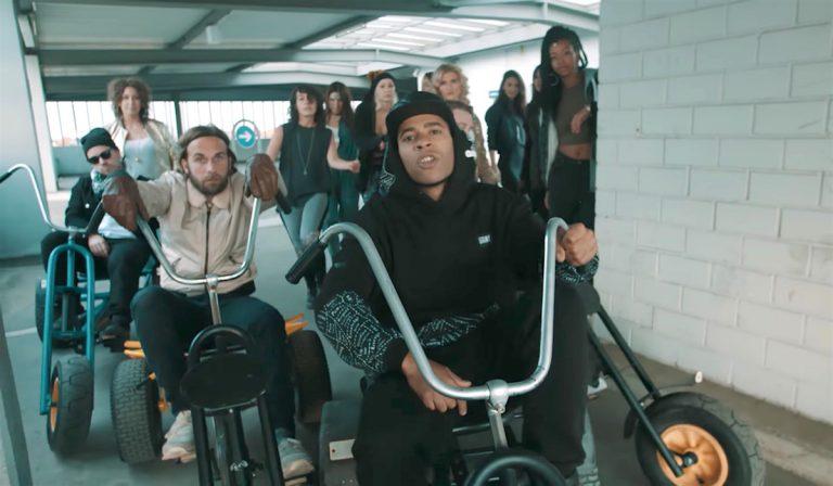 OK KID feat. Megaloh – 5. Rad am Wagen