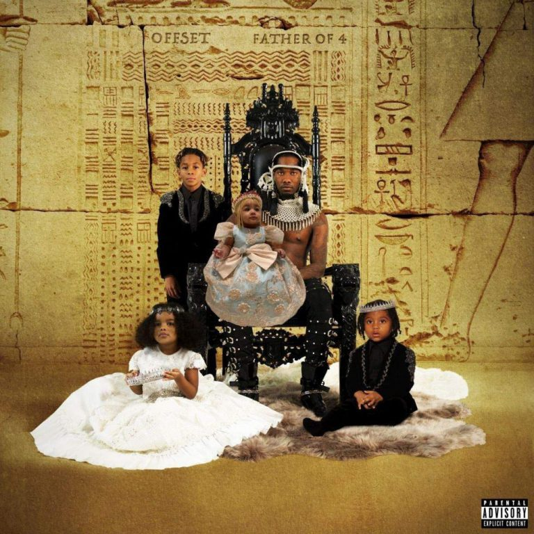 Offset – Father Of 4 // Review