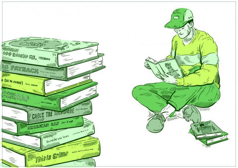 »If you're reading this …« – 15 Lieblingsbücher über HipHop // Liste