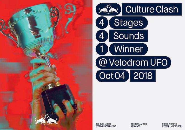 Gewinnt bei uns Tickets für den Red Bull Music Culture Clash // Verlosung
