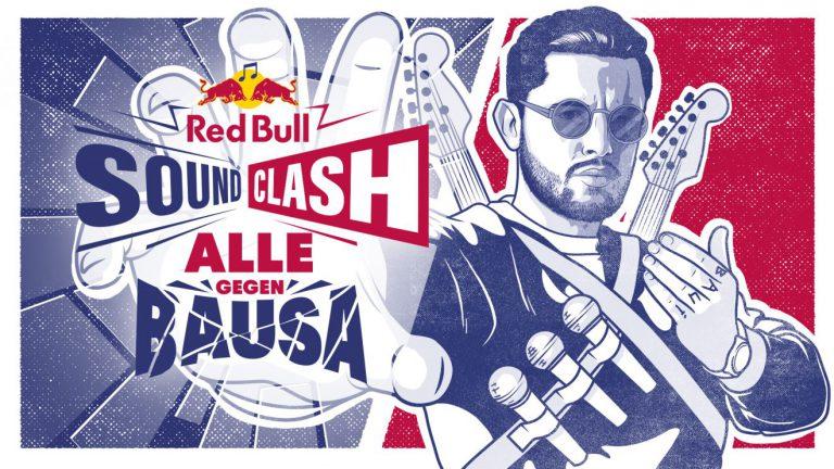 »Alle gegen Bausa« – Bausa kündigt Red Bull Soundclash 2019 auf dem splash! an // Live