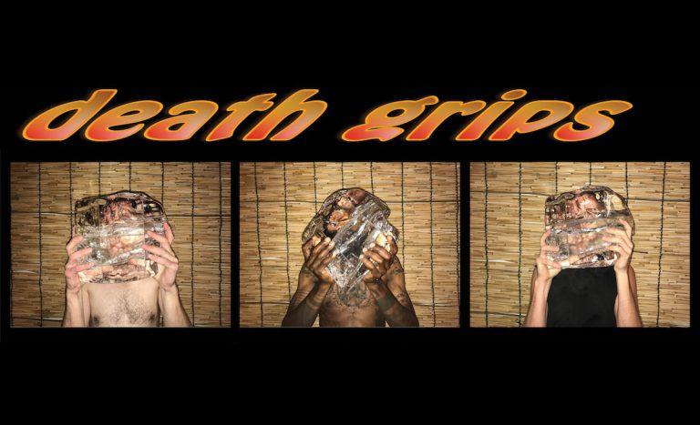 Death Grips spielen wieder in Berlin // Live
