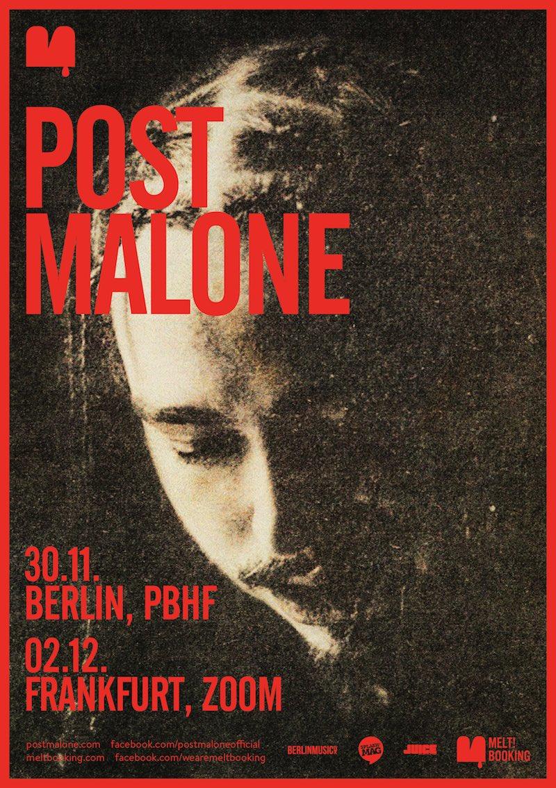 Post Malone_Webflyer