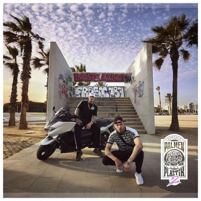Bonez MC & RAF Camora – Palmen aus Plastik 2 // Review