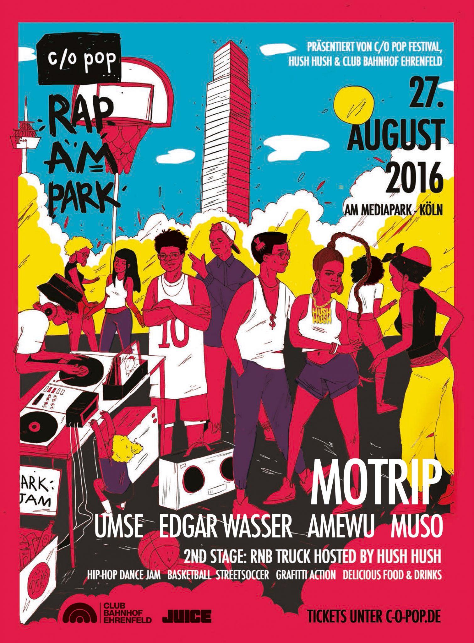 Rap_am_park