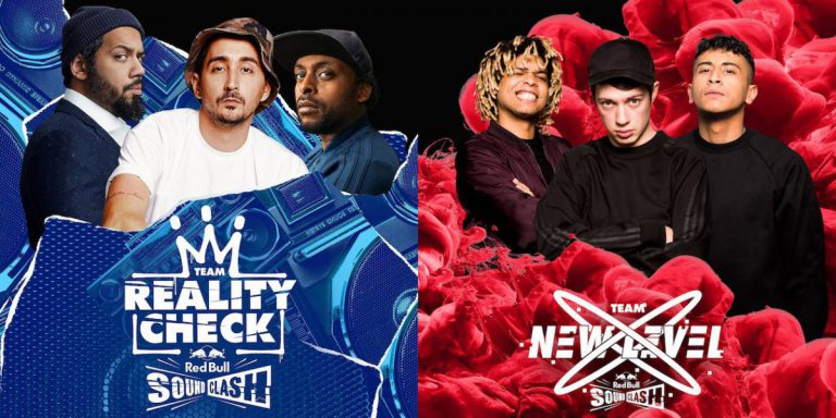 Red Bull Soundclash 2017: Samy, Eko & Afrob vs. LGoony, Crack Ignaz & Soufian jetzt live // Video
