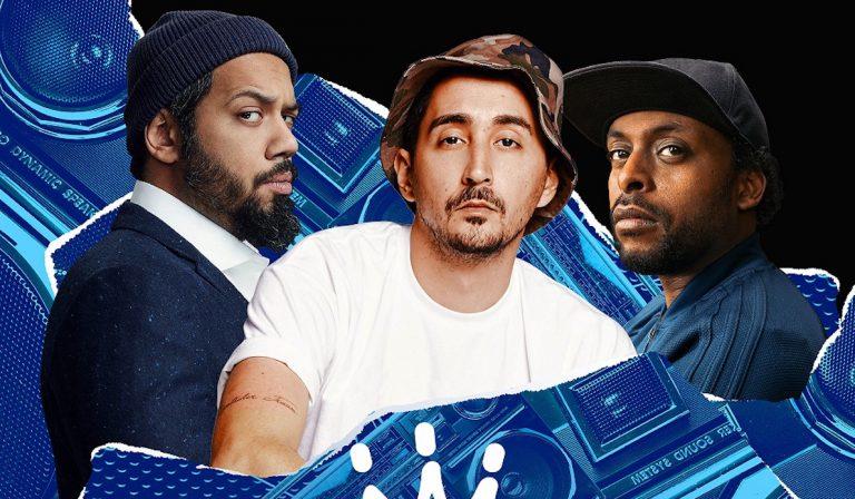 splash! Mag Cypher #26: Eko Fresh, Samy Deluxe & Afrob (Red Bull Soundclash Special) // Video