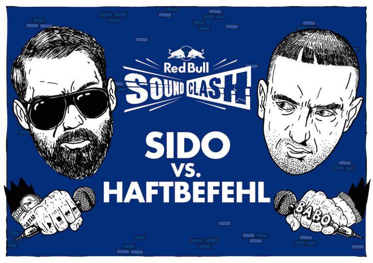 Sido vs. Haftbefehl: Der Red Bull Soundclash jetzt im Livestream!