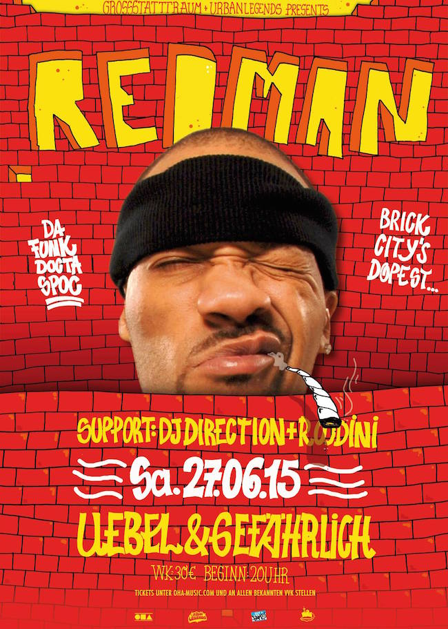 Redman-Flyer-Web
