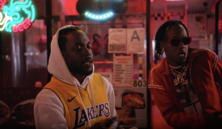 Rich The Kid feat. Kendrick Lamar – New Freezer // Video