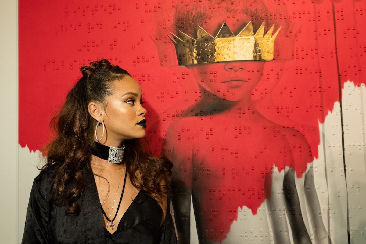 Rihanna Anti Free Download