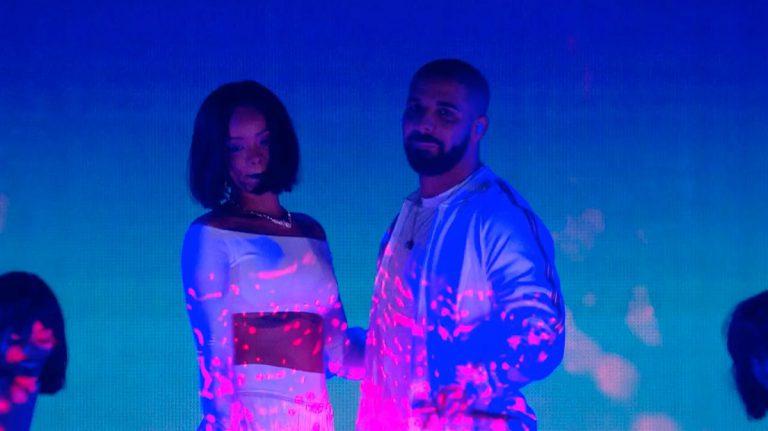Rihanna feat. Drake – Consideration / Work (Live)