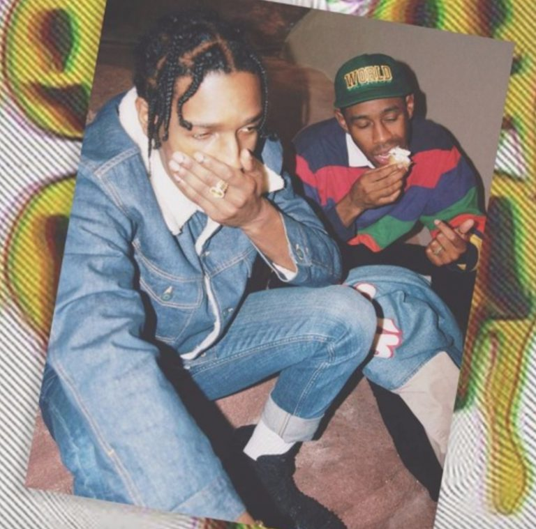 Tyler, The Creator & A$AP Rocky – Freestyle