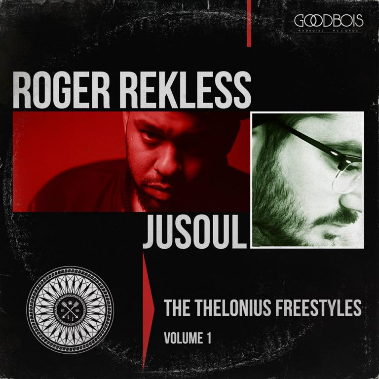 Roger Rekless – The Thelonius Freestyles Volume 1 (Download)