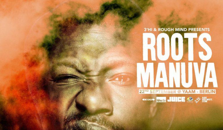 Roots Manuva kommt im Herbst wieder nach Berlin  // Live
