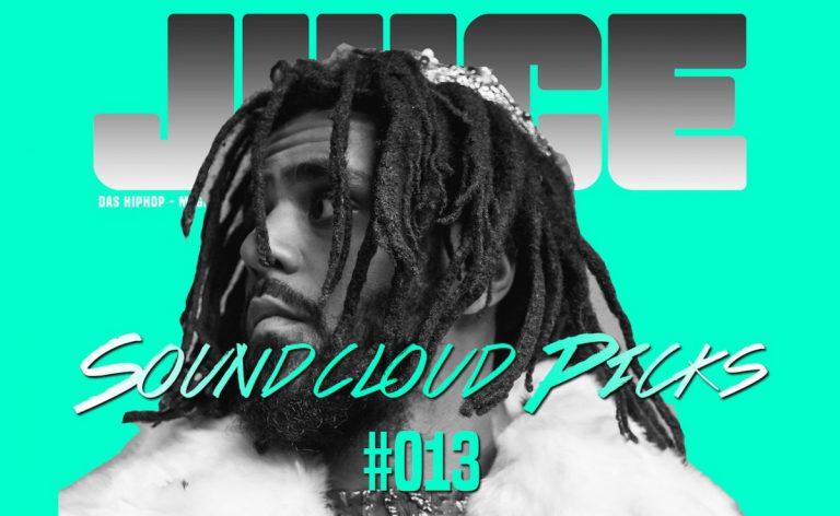 JUICE Soundcloud Picks #013: Die besten Songs der letzten 2 Wochen // Playlist