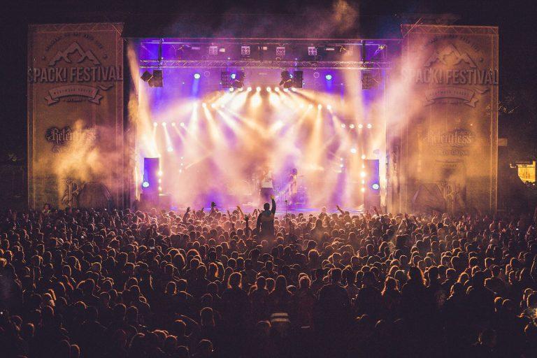 Spack! Festival 2016: Line-Up vollständig!