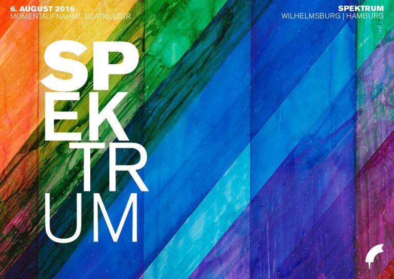 Spektrum Festival 2016 // Abo-Sonderprämie