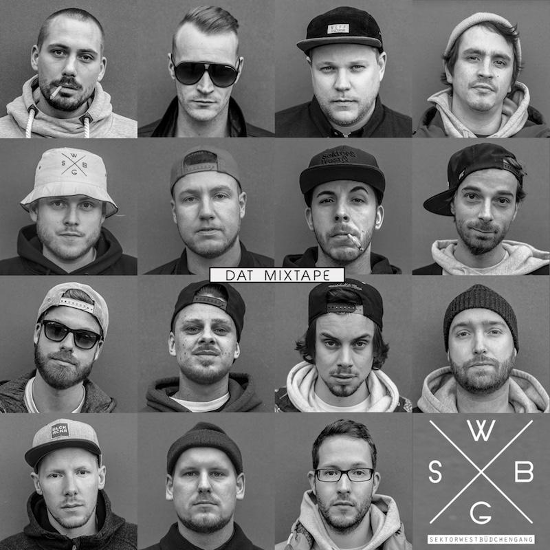 SWBG Dat Mixtape Cover