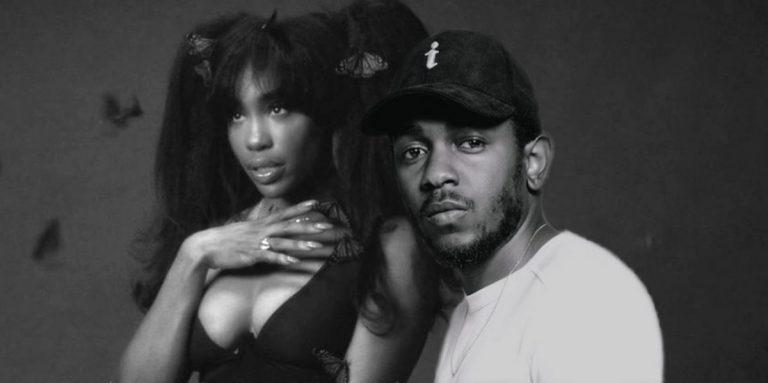 Kendrick Lamar & SZA – All The Stars // Track