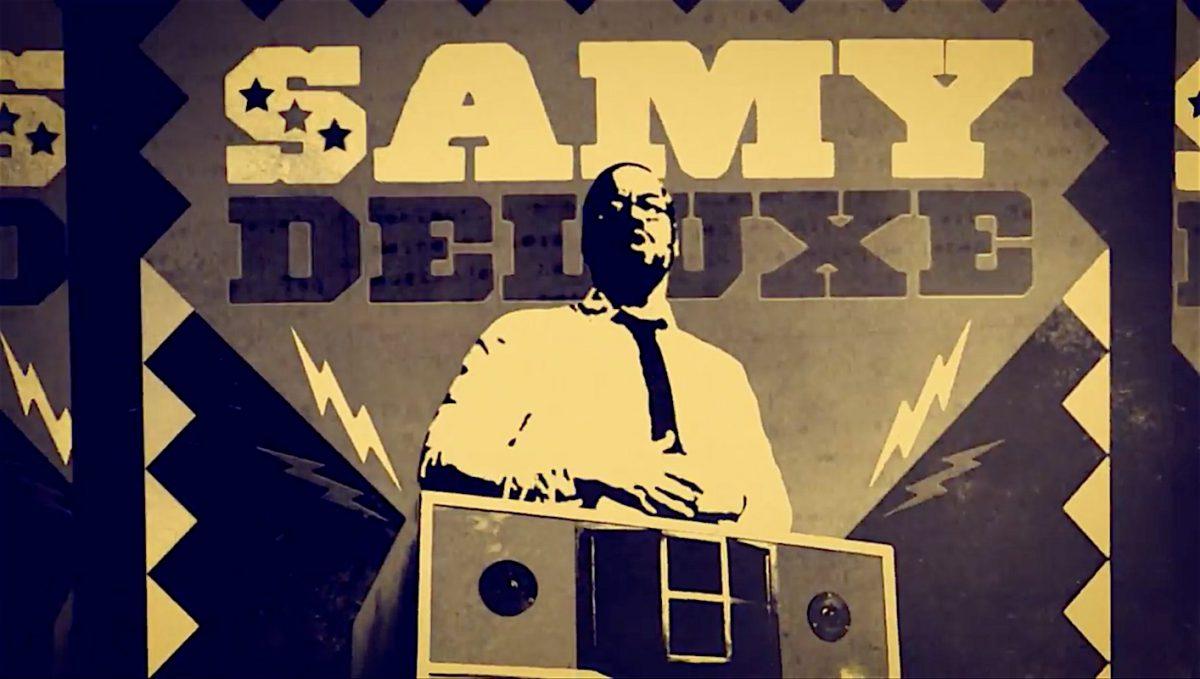 Samy Deluxe BLW
