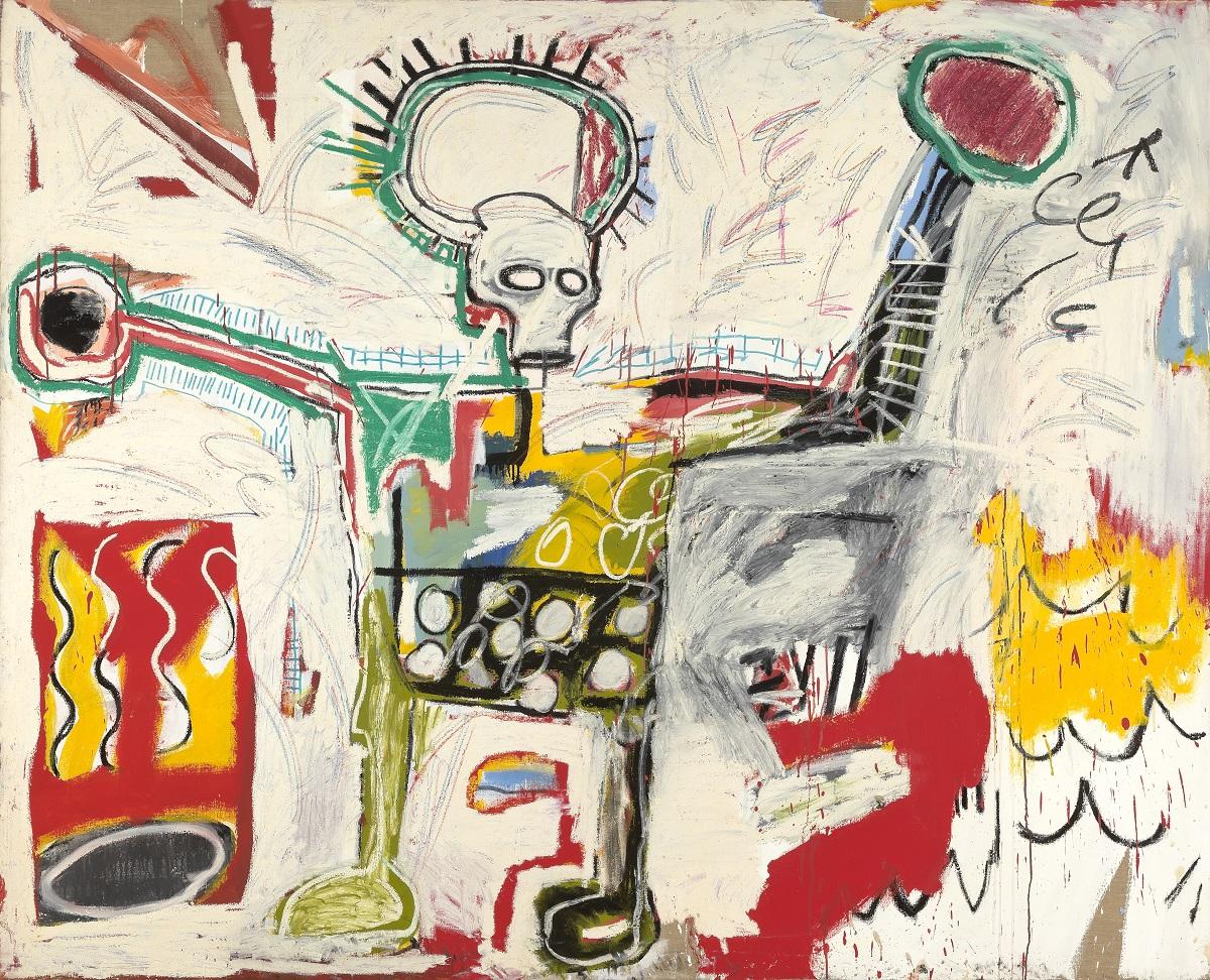 Schirn_Presse_Basquiat_Untitled_1982