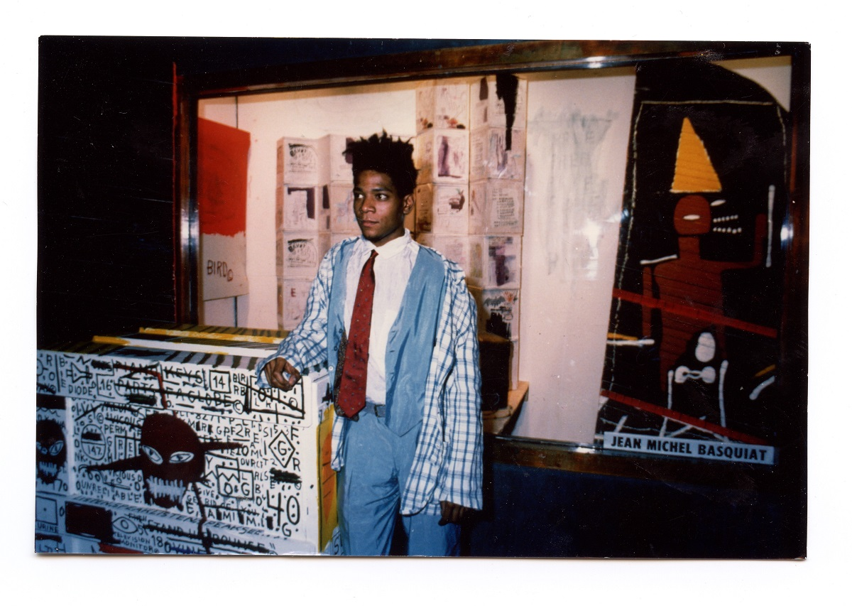 Schirn_Presse_Jean-Michel_Basquiat_at_Area_1984