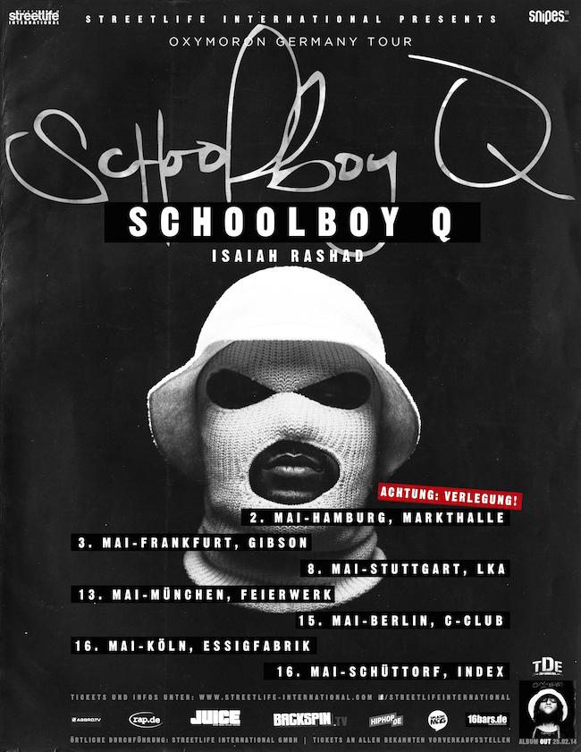 Schoolboy Tour