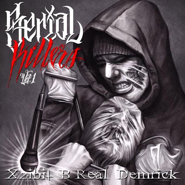 Xzibit, B Real, Demrick (Serial Killers) – Wanted (Video & Mixtape)
