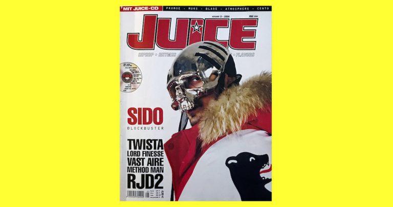 Sido: »Mädchen bitten mich, zum F***** die Maske mitzunehmen.« // #20JahreJUICE