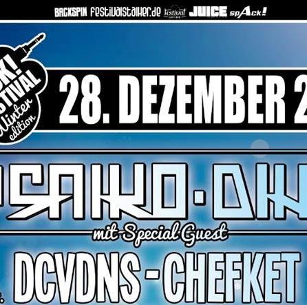 Spack! Festival Winter Edition