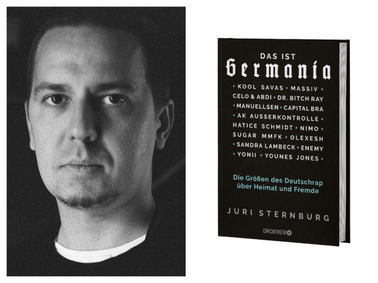 Juri Sternburg über »Das ist Germania« // Interview